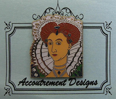 Accoutrement Designs Queen Elizabeth 1st Needle Minder Magnet Needlepoint