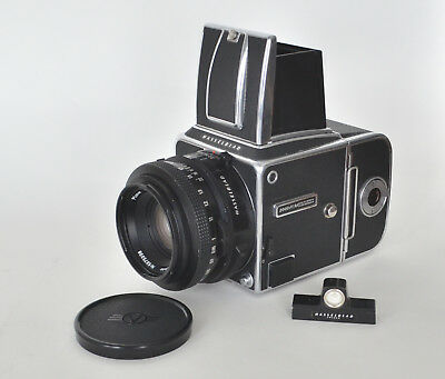 Hasselblad 2000 FC/M with Carl Zeiss Planar T* 80mm f2.8, read entire listing