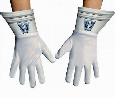 Power Rangers Super Megaforce Costumes (Power Rangers Super Megaforce Ranger Gloves for Costume New Childs)
