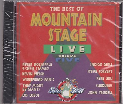 Los Lobos/Indigo Girls+others - The Best Of Mountain Stage Live Vol. 5 -
