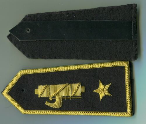 Italian Officers Major Rank Boards of the Black Shirts  1920
