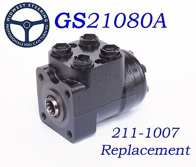 Eaton Char Lynn 211-1007-002 Or -001 Italian Made Replacement Steering Valve