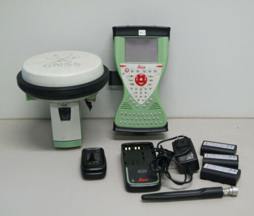 Leica GS15 GNSS Receiver & CS15 Controller *Used*
