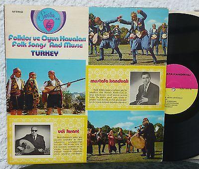 MUSTAFA KANDIRALI  UDI HIRANT Folklor ve Oyun Havalari Folk Songs Music  Turkey