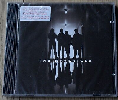 The Mavericks (2003) - A New CD - In Wrappers - Folk