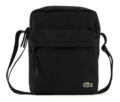 LACOSTE Neocroc Crossover Bag Tasche Umhängetasche Black Schwarz