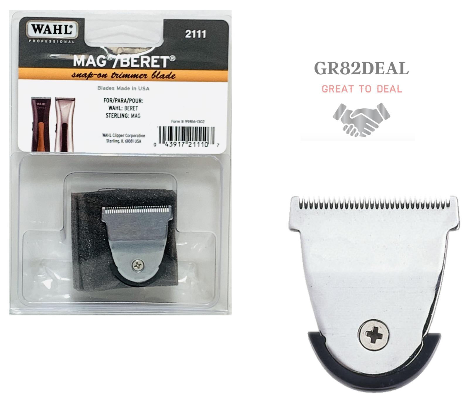 WAHL Professional Mag/Beret Standard Trimmer Blade