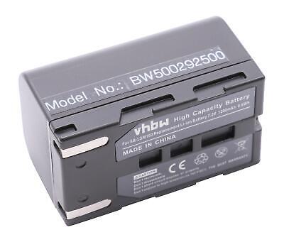 Gebraucht, Akku für Samsung SC-D6550, VP-D351, VP-D351i, VP-D352 1200mAh 7.2V Li-Ion gebraucht kaufen  Bischofswerda