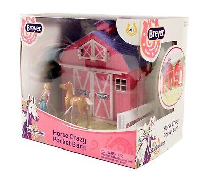 Breyer Horse Crazy Pocket Barn Stablemates Ages 4 Plus