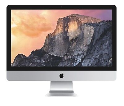 "Apple iMac 27"" QUAD Core i5 2.7Ghz 8GB 1TB (May 2011) A Grade 6Months Warranty"