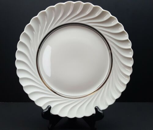 HAVILAND  DEAUVILLE Dinner Plates Set of 4