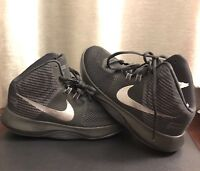 062e0c95af3 New without box NIKE AIR PRECISION (BLACK DARK GREY COOL GREY) MENS  BASKETBALL size 7 Best Offer