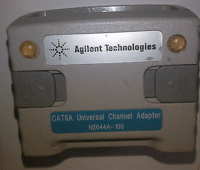 Agilent N2644a-100 Universal Channel Adapter Fo Wirescope And Framescope
