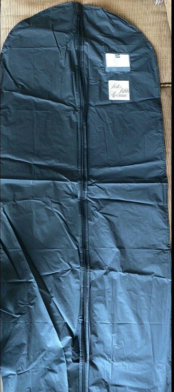 Garment Bag, By Saks Fifth Avenue, Front Zip, Name Card Storage, Dustproof  - $5.95