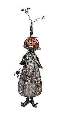 Halloween Metal Mischief Figurine Indoor Outdoor Home Decor