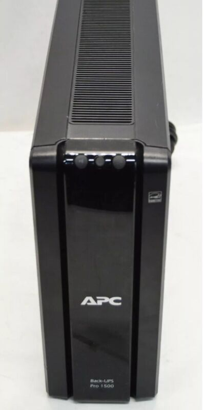 APC UPS Battery Back Up Back-UPS Pro 1500VA 10-outlet With Surge Protection