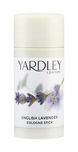 Yardley English Lavender Cologne Stick 20ml - FREE DELIVERY - UK