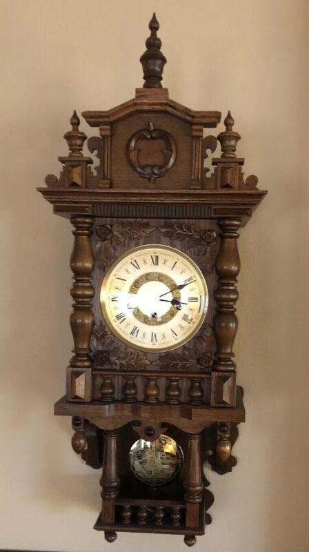 Non-antique black forest Non-cuckoo clock Daniel...