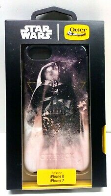 Genuine OtterBox Symmetry Case Apple iPhone 7/8 Star Wars Darth Vader