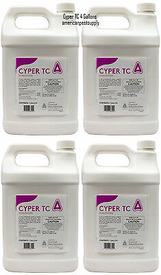 Cyper TC ( 4 Gals ) Control Solutions Cyper TC Insecticide - NOT FOR SALE TO: NY