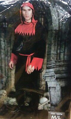 Vestito Principe delle tenebre costume uomo adulto halloween
