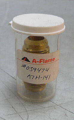 NEW A-Flame Nozzle Connector, # 7MH-141,  WARRANTY