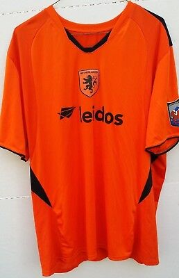 Nwt Leidos Soccer Association Of Montgomery Jersey Adult Size Xl