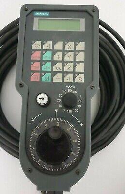 Siemens Bedienhandgert 6fx2007-1ac12 24v Dc 10va Erz.-stand A Funktionsgarantie