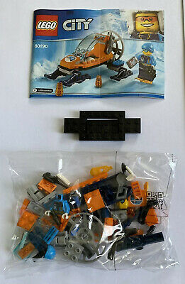 Lego City Arctic Ice Glider 60190 with Instructions New ( No Box ) Free Postage