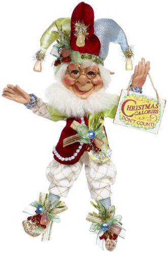"""Mark Roberts Elves - Gumdrop Elf 51-16178 Small 11.5"""" Figurine"""