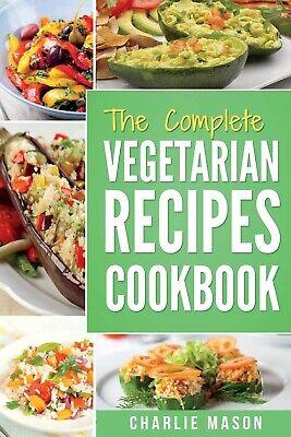 Vegetarian Cookbook: Delicious Vegan Healthy Diet Easy Recipes (P.D.F)✔️