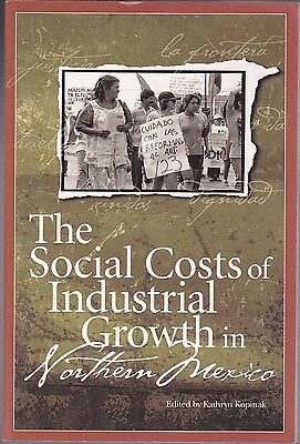 The Social Costs Of Industrial Growth In Northern Mexico Ed By Kopinak Pb 2004