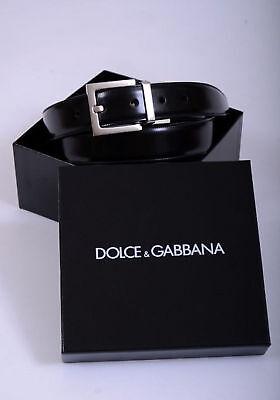 Dolce & Gabbana Herren Gürtel (Original Dolce&Gabbana Herren Gürtel 95 cm/Gr. L NEU&OVP + Rechnung mit MwSt.)