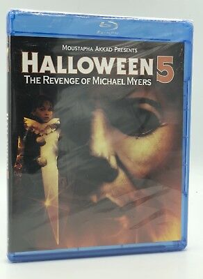 Halloween 5: The Revenge of Michael Myers (Blu-ray Disc, 2012) - Halloween 5 Michael