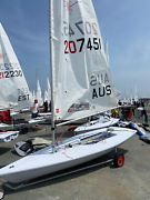Laser dinghy sail boat 207451 Sydney City Inner Sydney Preview