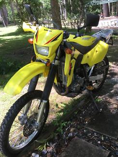 DRZ400E Suzuki