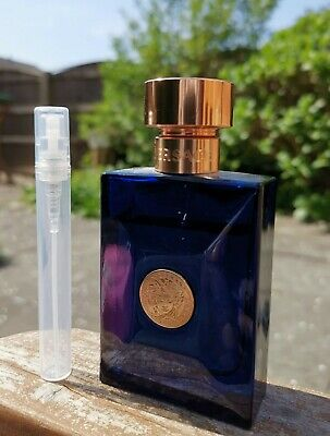 Versace Dylan Blue Pour Homme 5ml Sample