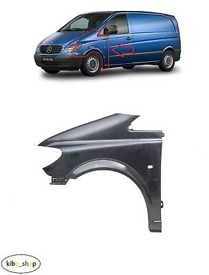 MERCEDES VIANO 2003 2010 FRONT WING FENDER RIGHT DRIVERS SIDE NEW PRIMED