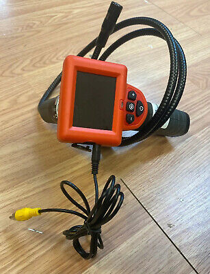 Ridgid Micro Ca-25 Hand-held Inspection Camera 4 Ft Cable Reach - 01b63479b