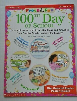 100 Day Activities (100th Day of School Teacher Resource Book Grades K-2 Activities and Ideas)