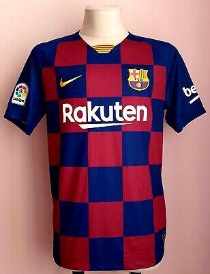 Barcelona 2019 - 2020 Home football Nike shirt jersey size L  image