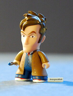 Doctor Who Titans 50th Anniversary 10th Doctor 2/20 Rarity