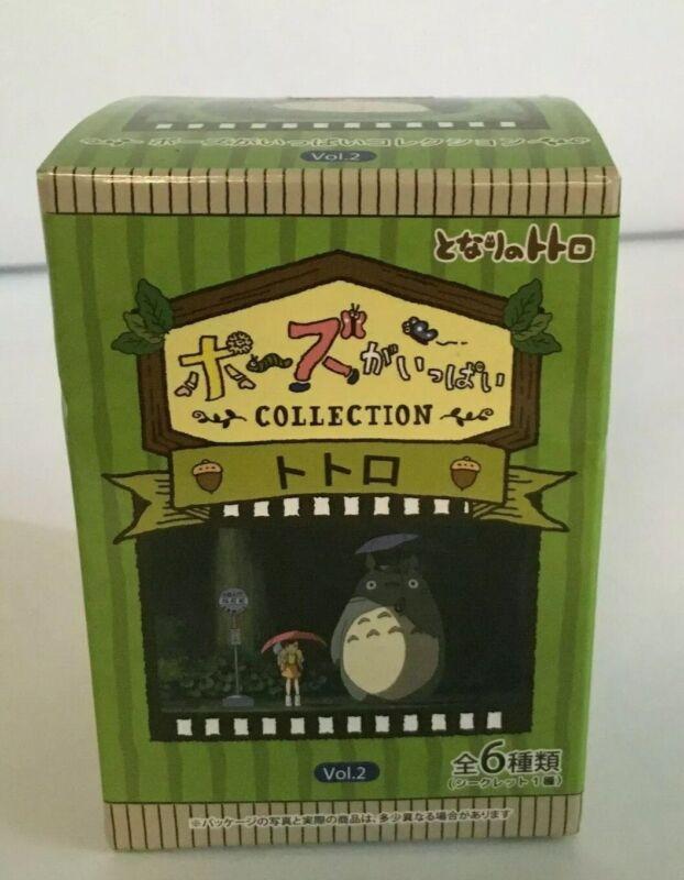 Studio Ghibli My Neighbor Totoro Figure Collection Totoro vol.2 1988 NIB Toy