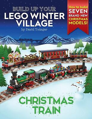 Build Up Your LEGO Winter Village: Christmas Train Instruction Book