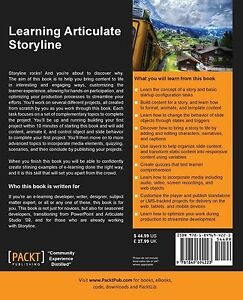 Learning Articulate Storyline by Harnett, Stephanie