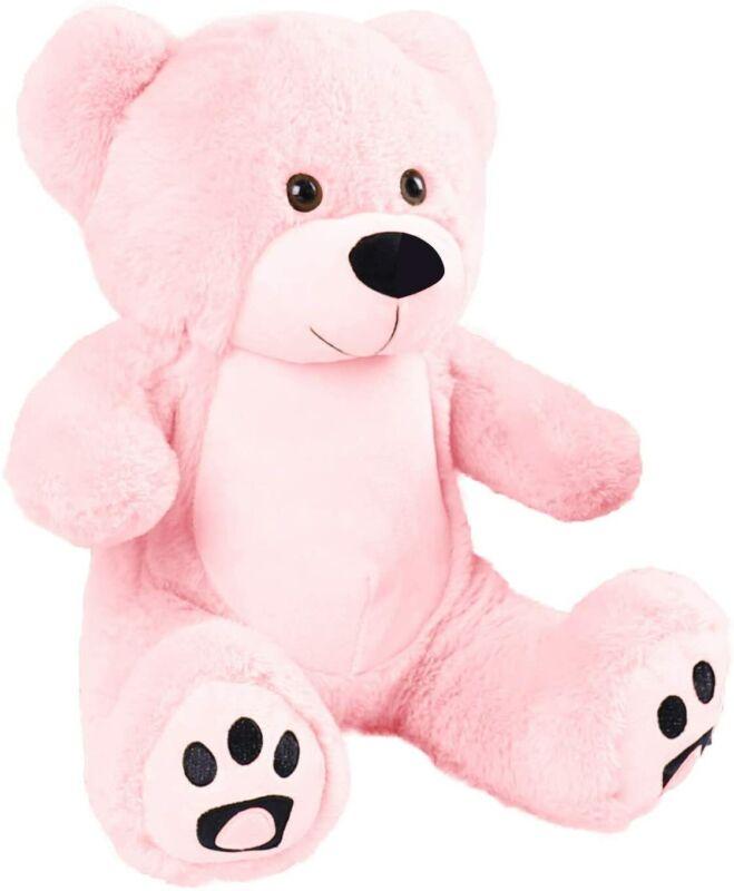 WOWMAX® Teddy Bear Plush Toy Pink