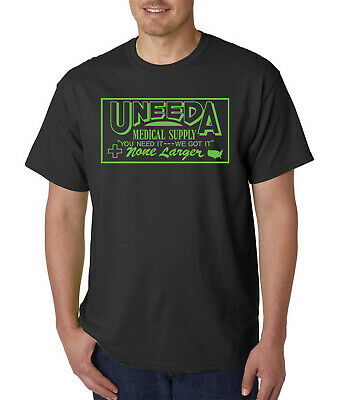 Uneeda Medical Supply T-Shirt / Hoodie - Return of the Living Dead Zombie Horror (Zombie Supplies)
