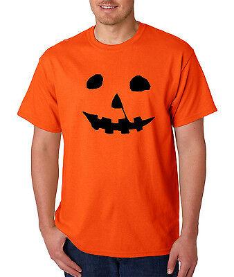 Halloween Movie 1978 Pumpkin (Halloween Jack O Lantern T-Shirt - 1978 Movie Pumpkin Tee)