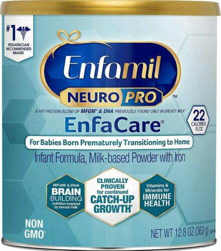 Enfamil NeuroPro EnfaCare Milk w/ Iron Baby Infant Formula 12.8 Oz