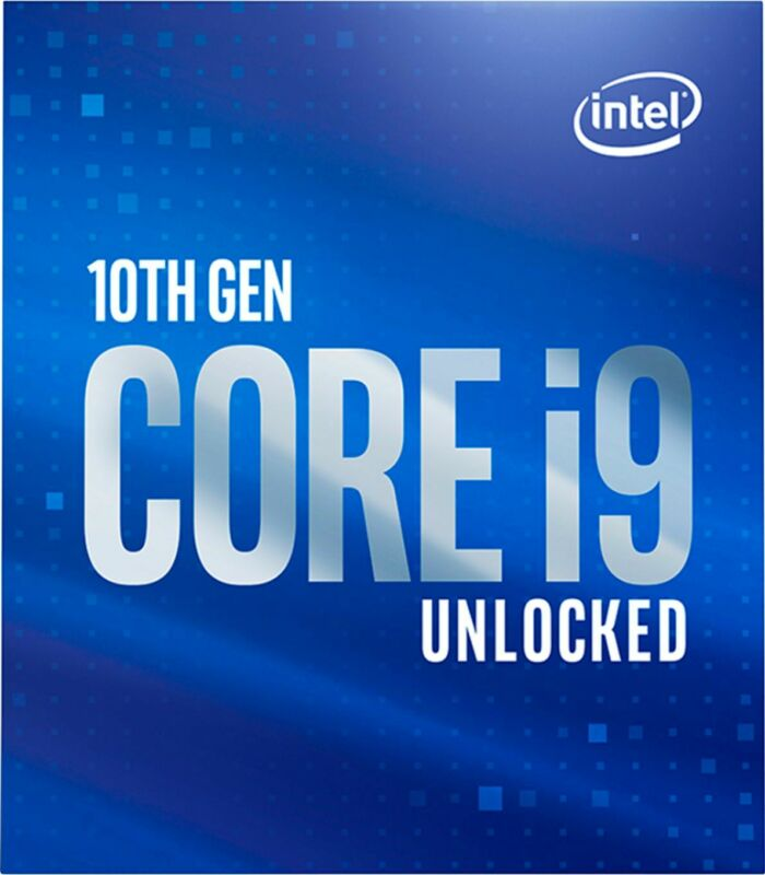 Intel - Core i9-10850K Desktop Processor - 10 Cores up to 5.2 GHz Unlocked L...